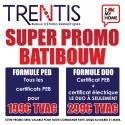 Trentis - Promo Batibouw 2015